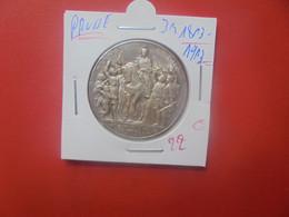 PRUSSE 3 MARK 1813-1913 (100e ANNIVERSAIRE DEFAITE NAPOLEON) ARGENT (A.1) - 2, 3 & 5 Mark Silber