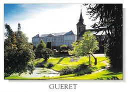 23 - Guéret - Le Musée De La Sénatorerie Et Le Jardin Public - Guéret