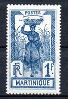 Col23 Martinique N° 104 Neuf XX MNH Cote 2,00 Euro - Neufs