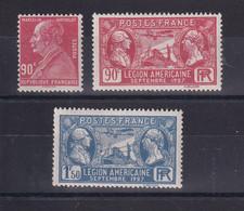 D233 / LOT N° 243/245 NEUF** COTE 16€ - Verzamelingen
