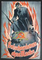 Deutsches Reich 1939, Postkarte - Antibolschewistische Ausstellung WIEN - Covers & Documents