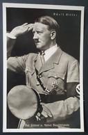 """Deutsches Reich 1938, Postkarte """"Der Führer Adolf Hitler In WIEN Sonderstempel - Covers & Documents"""
