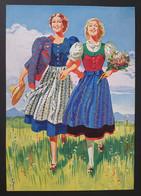 Deutsches Reich 1939, Werbe Postkarte WIEN Sonderstempel - Covers & Documents