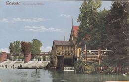 A101) COTTBUS - SPREEWALD  - Spreewehr Mühle - ALT !! 12.06.1917 - Cottbus