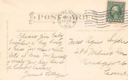 USA - POSTCARD 1912 NEW YORK, NY Sta. A  / PR101 - Covers & Documents