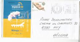 MADRID CC SELLO ESPAÑA 2006 ESCUELA DE INGENIEROS - 2001-10 Storia Postale