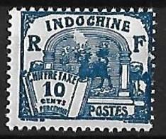 INDOCHINE TAXE N°52 NSG - Impuestos