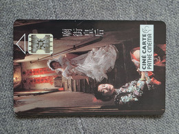 Ciné Carte PATHE CINEMA - 500ex - 07/91 - Movie Cards