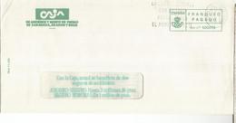 FRANQUEO PAGADO CAJA DE AHORROS DE ZARAGOZA - 2011-... Lettere