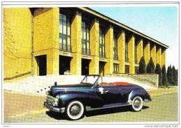Carte Postale 59. Lomme  Le 203 Club Peugeot  Trés Beau Plan - Lomme