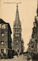 CPA AK BÉCHEREL - L'Église (357118) - Bécherel