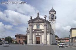 (R135) - FARA GERA D'ADDA (Bergamo) - Parrocchia Di Sant'Alessandro - Bergamo