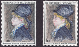 1570, Visage Double, Neuf - Varieties: 1960-69 Mint/hinged