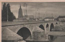 Frankfurt - Alte Brücke - Ca. 1955 - Frankfurt A. Main