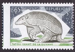 1819, Piquage A Cheval, Neuf - Variétés: 1970-79 Neufs