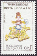 2202, Impression Recto Verso, Neuf - Varieties: 1980-89 Mint/hinged