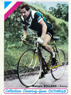 ANTONIN ROLLAND Collection Chewing-gum OLYMPIA - Ciclismo