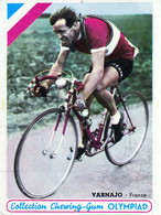 Robert VARNAJO Collection Chewing-gum OLYMPIA - Ciclismo