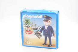 PLAYMOBIL - 9143 Captain Iglo MIB Mint In Box - Original Playmobil - Vintage - Cataloghi