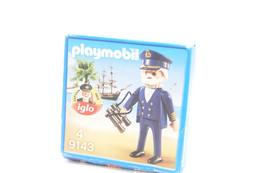 PLAYMOBIL - 9143 Captain Iglo With Original Box - Original Playmobil - Vintage - Cataloghi