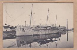 Ostende Oostende L' Ibis école Des Mousses - Warships