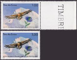 3054, Légende Inférieur Effacé Manque Coda Itvf, Neuf - Variétés: 1990-99 Neufs
