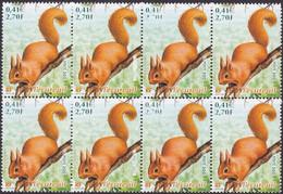 3381, Bloc De 8, 1 Timbre Sans La Poste, Neuf, Signé Calvès - Variétés: 2000-09 Neufs