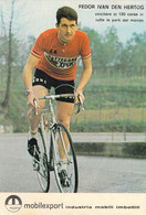 CYCLISME: CYCLISTE : FEDOR DEN HERTOG - Cycling