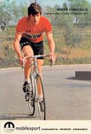 CYCLISME: CYCLISTE : FRANCESCO MOSER - Cycling