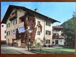 TRENTINO ALTO ADIGE  -BOLZANO -PENSIONE SASKIA ORTISEI GARDENA -F.G. - Bolzano (Bozen)