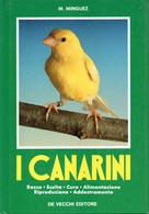 D21X45 - M.MIMGUEZ : I CANARINI - Animali Da Compagnia