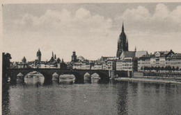 Frankfurt Main - Partie Mit Dom - 1950 - Frankfurt A. Main