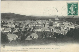 LOZERE : Nasbinals : Vue Générale - Otros Municipios
