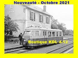 AL 732 - Autorail Billard A 80 D N° X 246 En Gare - SEILHAC - Corrèze - POC - Other Municipalities