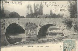 LOZERE : Chanac : Le Pont Vieux - Chanac