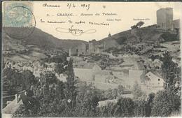 LOZERE : Chanac : Avenue Du Triadou - Chanac