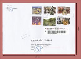 Portugal 2020 Museus Centenários Museu Militar Lisboa Faro Arqueologia Archeology Levadas Environment Food Museum Roma - Lettere