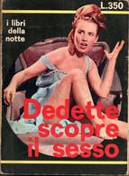 D21X51 - D. DE GIORGI : DEDETTE SCOPRE IL SESSO - Classici