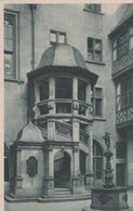 Frankfurt - Wendeltreppe Am Römer - Ca. 1955 - Frankfurt A. Main