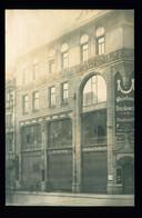 Orig. AK 1919 Ansicht Weinhaus Broskowski + Lager A. Silberberg, Seitenansicht , Große Ulrichstraße Halle Saale - Halle (Saale)