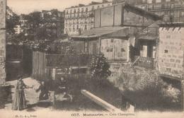 MONTMARTRE : COIN CHAMPETRE - Altri