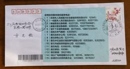 WHO Announced Named New Coronavirus As COVID-19 On 2020-02-11,CN 20 Huangshi Fight COVID-19 Propaganda PMK 1st Day Used - Krankheiten