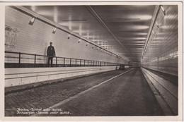 BELGIUM - Antwerpen - Tunnel Voor Autos - RPPC - Antwerpen