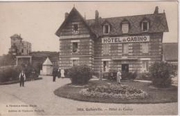 FRANCE - Quiberville - Hotel Du Casino - Superbly Animated Etc - Altri Comuni