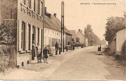 Melden - Berchemsche Steenweg - Oudenaarde