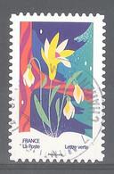 France Autoadhésif Oblitéré N°1932 (Spectaculaire Carnet De Timbres) (cachet Rond) - Oblitérés