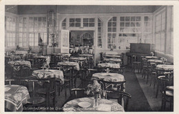 A124) Ostseebad WIECK Bei GREIFSWALD - Restaurant U. Cafe UTLIEK - Alt ! 23.7.1955 - Greifswald