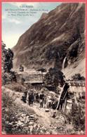 5 - B28590CPA - LE VALGAUDEMAR - Hameau Du Bourg, Cascade Du Casset, Le Mont Olan - Très Bon état - HAUTES-ALPES - Andere Gemeenten