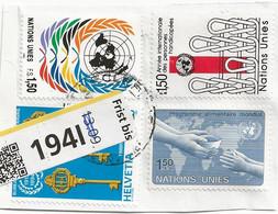 Switzerland: 1991 Nations Unies - Gebraucht
