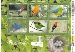 Brasil Hb 139 - Blocks & Sheetlets